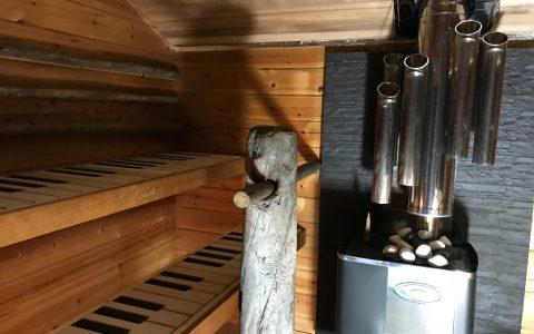 Saunat mittatilaustyönä